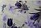 Силиконовая скатерть с рисунком на стол Мягкое стекло Soft Glass (Толщина 1.5мм)   Фиолетовые тюльпаны, фото 6