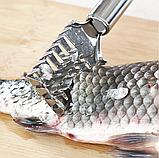 Скребок для чистки рыбы, фото 3