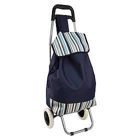 """Хозяйственная сумка на колесах, """"Кравчучка"""""""