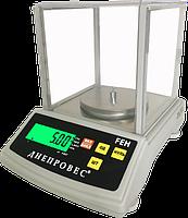 Весы лабораторные Днепровес FEH 300