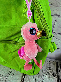 Мягкий Брелок Фламинго Gilda 35210 TY Beanie Babies Америка