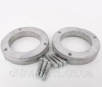 Проставки увеличение клиренса передние (30 мм) Chery Tiggo Т11 / Чери Тигго Т11 T11-2905010/T11-2905020