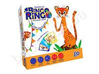 Настольная игра Bingo Ringo. Danko toys GBR-01-01U. Укр