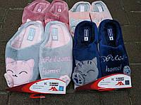 Тапочки домашние женские утепленные оптом ассорти, фото 1