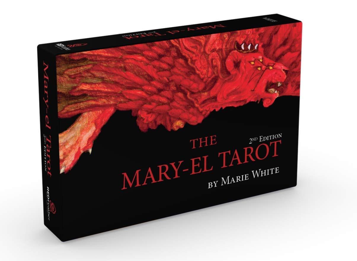 The Mary-El Tarot (2nd Edition)/ Мэри-Эл Таро (2е Издание)