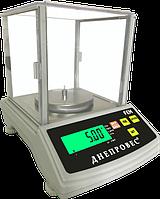Весы лабораторные Днепровес FEH 600