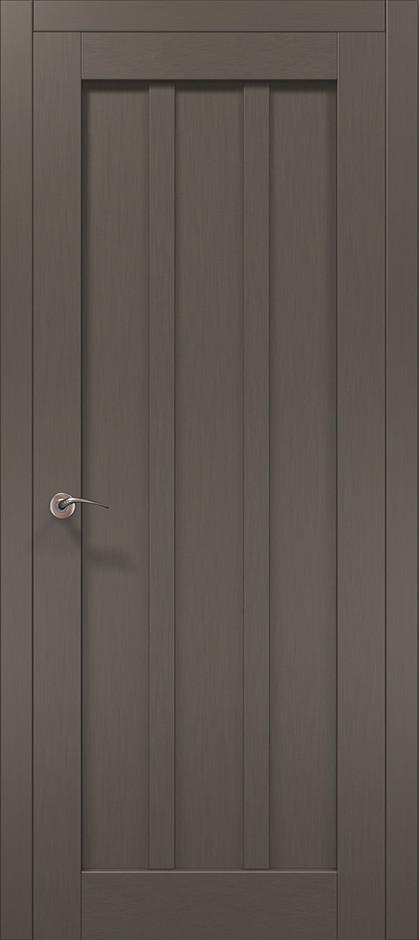 Двері Папа Карло, Полотно+коробка+2 до-та лиштв+добір 100мм, Millenium, модель ML-27