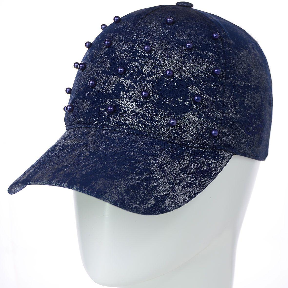 Бейсболка BFH19505 темно-синий