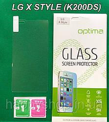 Защитное стекло LG X Style (K200DS)