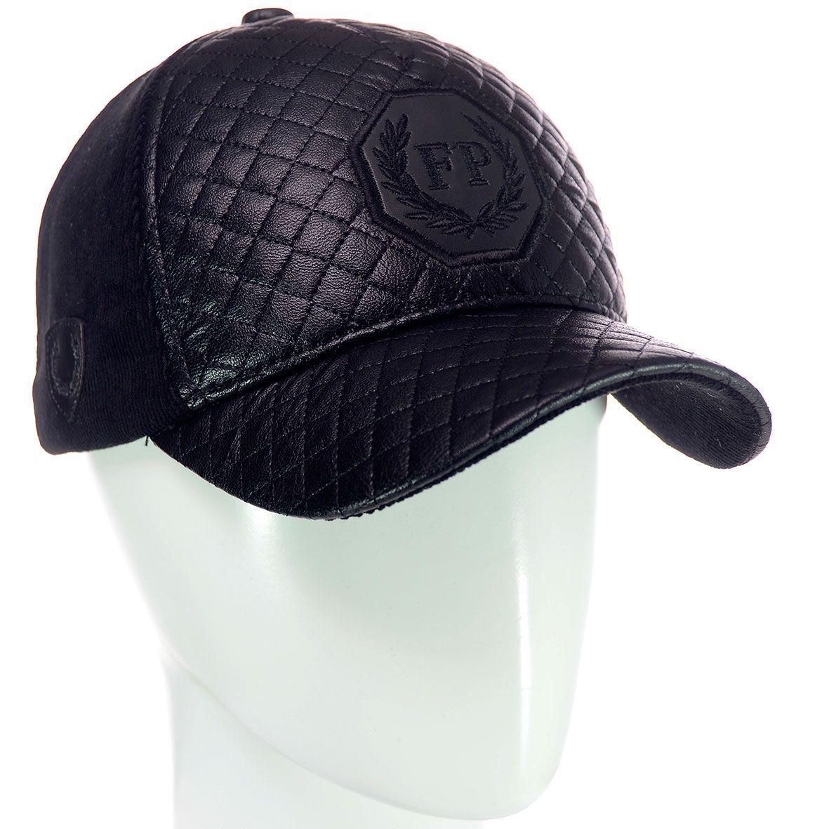 Бейсболка BVHKZ20832 черный