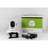 Беспроводная поворотная IP камера видеонаблюдения Good Idea, фото 2