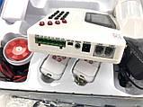 Охранная GSM сигнализация 360 градусов комплект для дома и офиса PRO, фото 3