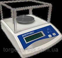 Весы лабораторные Днепровес ФЕН-С 300