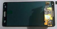 Samsung A500 Galaxy A5 A500H дисплей LCD + тачскрін сенсор оригінальний білий