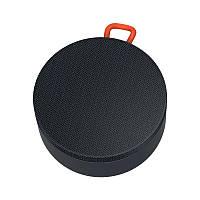 Колонка водонепроницаемая блютуз беспроводная, портативная, черная Xiaomi Outdoor Speaker Mini Version Black