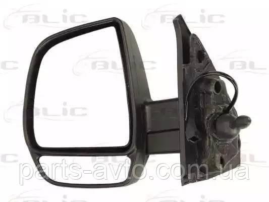 Наружное зеркало FIAT DOBLO Фургон/универсал (263_) 1.3 D Multijet BLIC 5402-04-9292937P