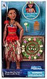Лялька принцеса дісней Моана Ваяна Зачіски, фото 3