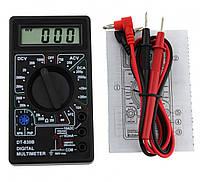 Цифровой мультиметр, тестер DT-830B (1001)