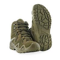 Ботинки тактические замшевые Alligator Olive (2 СОРТ)
