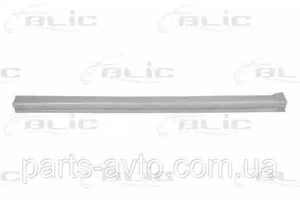 Накладка порога FORD TRANSIT c бортовой платформой/ходовая часть 2.3 16V CNG [RWD] BLIC 6505-06-2509002P