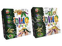 Набор для творчества Dino Fantasy. Danko Toys DF-01-01,02. Рус