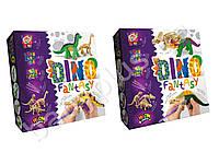 Набор для творчества Dino Fantasy. Danko Toys DF-01-01U,02U. Укр