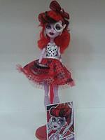 Кукла Monster High Оперетта Смертельно Прекрасный Горошек – Operetta Dot Dead Gorgeous б/у