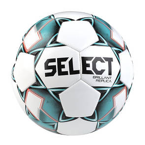 М'яч футбольний Select Brillant Replica №5