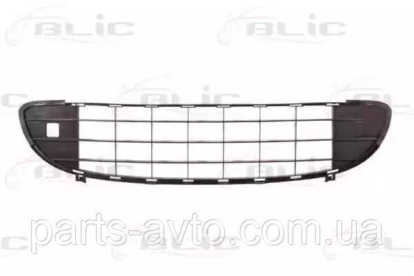 Решетка вентилятора, буфер PEUGEOT 407 (6D_) 1.6 HDi 110 BLIC 5513-00-5537995P