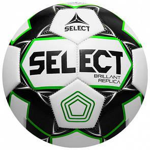 М'яч футбольний Select Brillant Replica ПФЛ №5