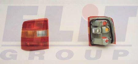 Ліхтар задній лівий OPEL VECTRA A 442-1910L-UE