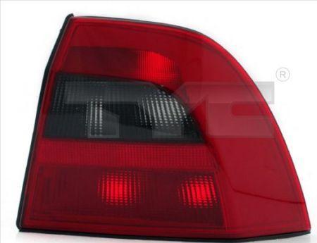 Левый задний фонарь красный дымчатый OPEL VECTRA B   11-0326-01-2