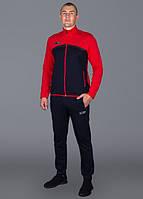 Мужской спортивный костюм Puma Mercedes 5565 Красный