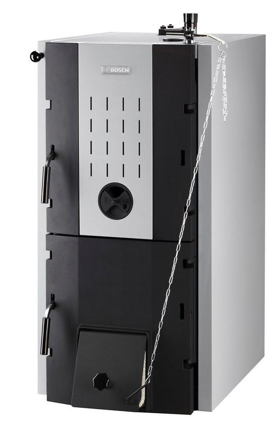Твердотопливный котел Bosch Solid 3000 H – 2 SFU 20 HNC (на угле и дровах)