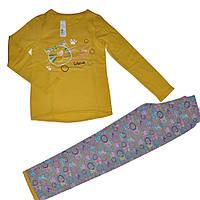Пижама детская для девочки, 134 р