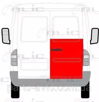 Задняя дверь MERCEDES-BENZ SPRINTER 2-t Фургон (901, 902) 208 CDI BLIC 6016-00-3546156P