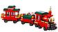 Lego Iconic Рождественский поезд 40138, фото 3