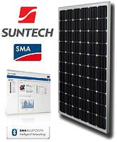Солнечная батарея SUNTECH Mono  STP250S-20/Wd (250W\24V)