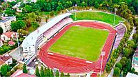 Легкоатлетичного покриття Conipur SP на стадіоні Скіф м. Львів