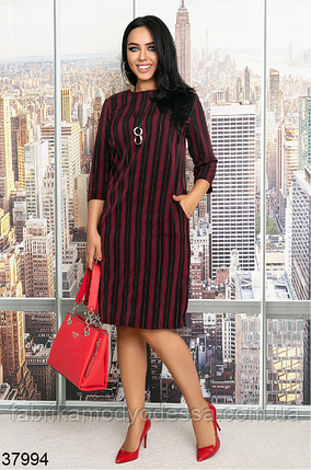 Платье женское в большом размере Украина Размеры: 48-50, 52-54, 56-58. 60-62, фото 2