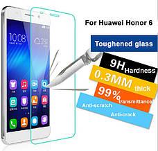 Защитное стекло Optima 9H для Huawei Honor 6
