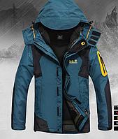 Мужская горнолыжная зимняя куртка Jack Wolfskin , фото 1