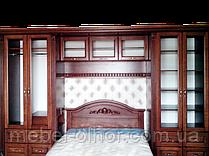 Шкаф из натурального дерева Флоренция-н