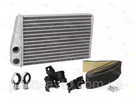 Радиатор печки RENAULT MEGANE II, SCENIC II с 2002 THERMOTEC D6R011TT, 7701207712