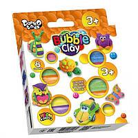 Пластилин шариковый Bubble Clay 8 цветов