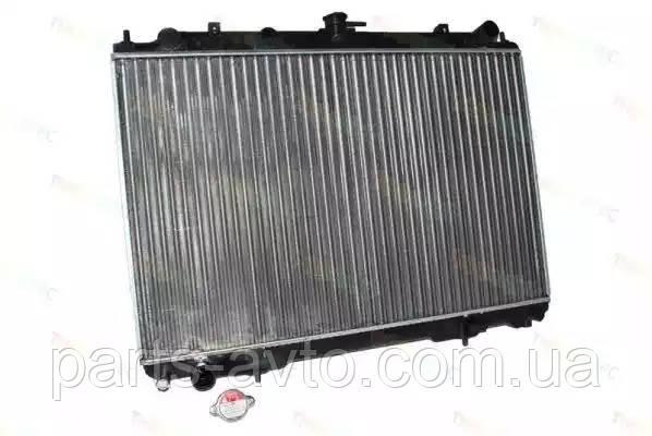 Радиатор, охлаждение двигателя NISSAN X-TRAIL (T30) 2.2 dCi THERMOTEC D71017TT
