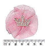 """Дитячі резиночки для волосся """"блискуча корона"""", фото 2"""