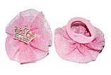 """Дитячі резиночки для волосся """"блискуча корона"""", фото 3"""