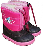Сапоги зимние детские Demar KENNY розовый.Размеры 20-29, фото 2