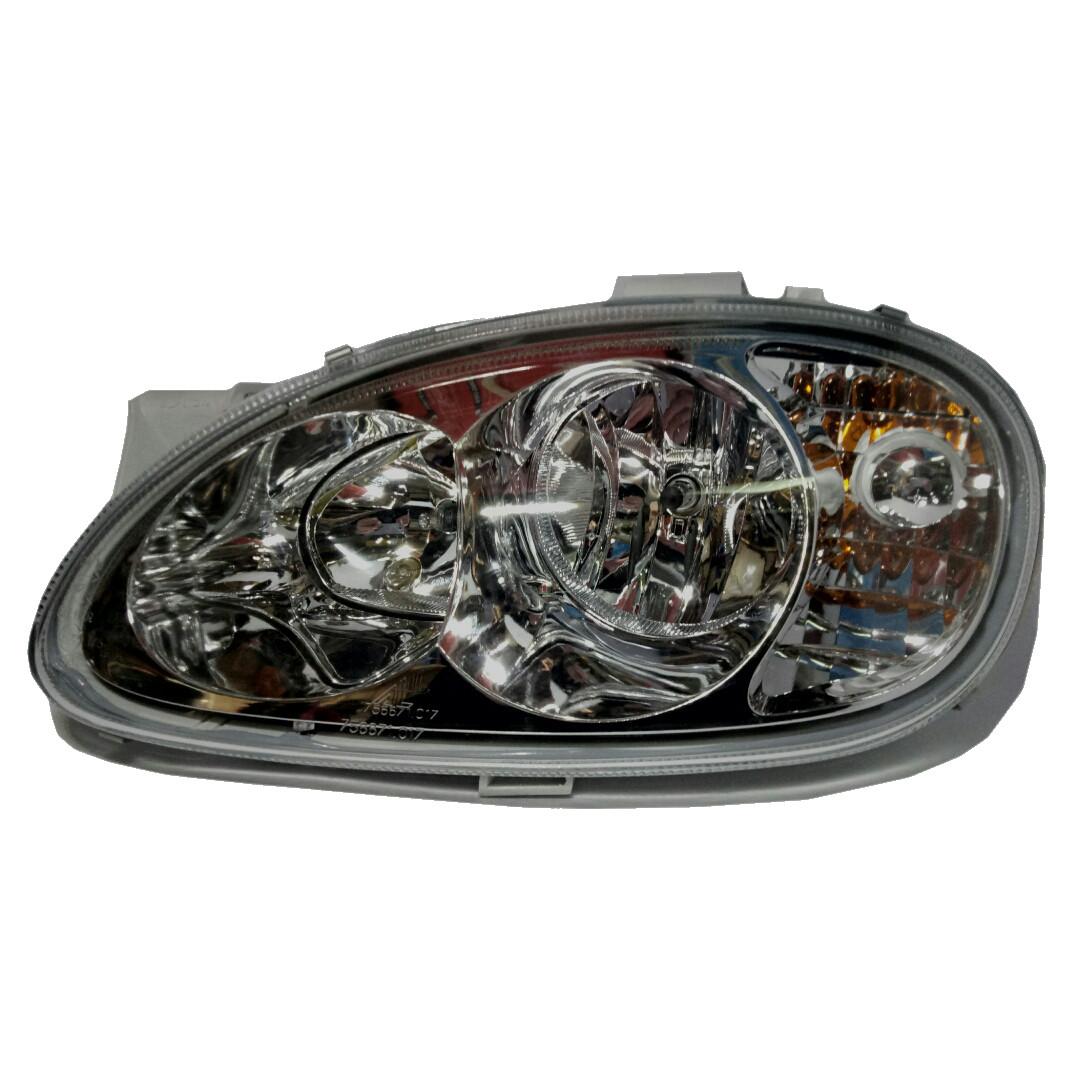 Фара ГАЗ 31105 Bosch левая